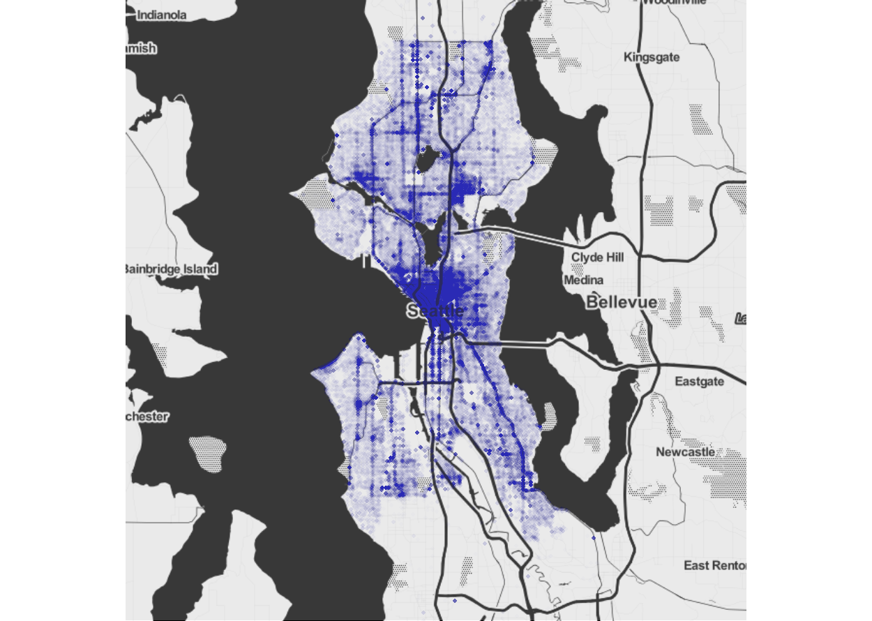 Predicting and Plotting Crime in Seattle | Jay\'s Life